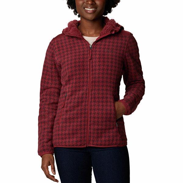 Winter Pass™ Print Fleece Full Zip Kadın Polar