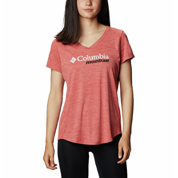 W Trinity Trail II Graphic Kısa Kollu Kadın T-shirt