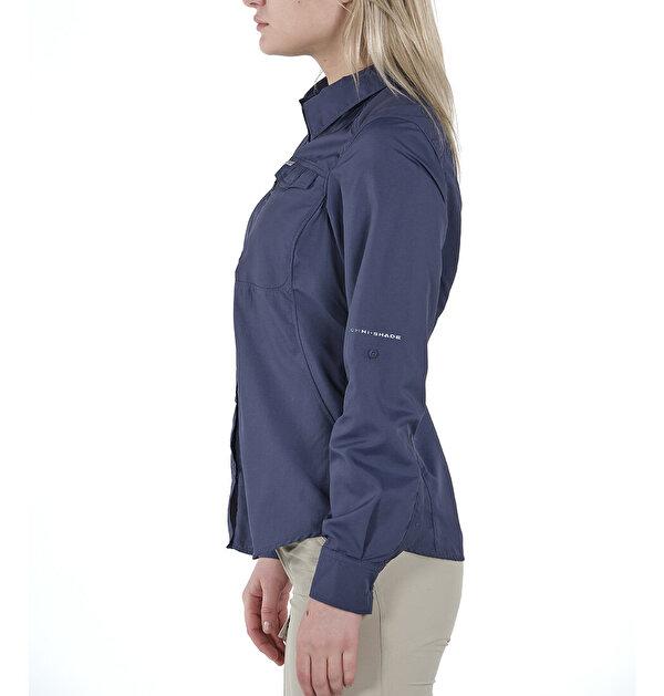 Silver Ridge 2.0 Long Sleeve Kadın Gömlek