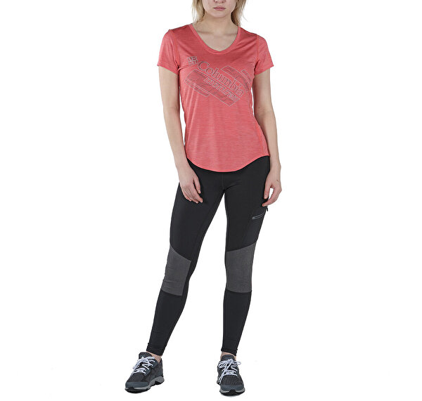 Ak2659 Trinity Trail™ 2.0 Graphic Kadın T-shirt