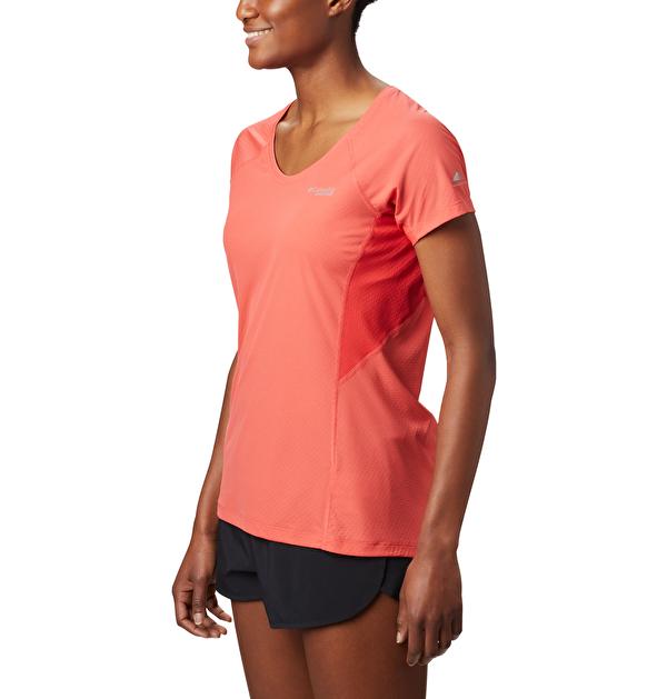 Titan Ultra II Kısa Kollu Kadın T-shirt