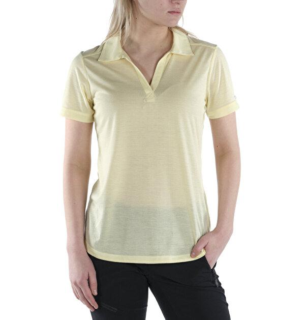 Anytime Casual™ Kadın Polo T-shirt