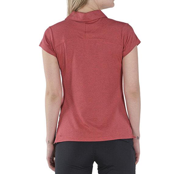 Shadow Time Kadın Polo T-shirt