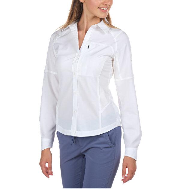 Silver Ridge Uzun Kollu Kadın Gömlek