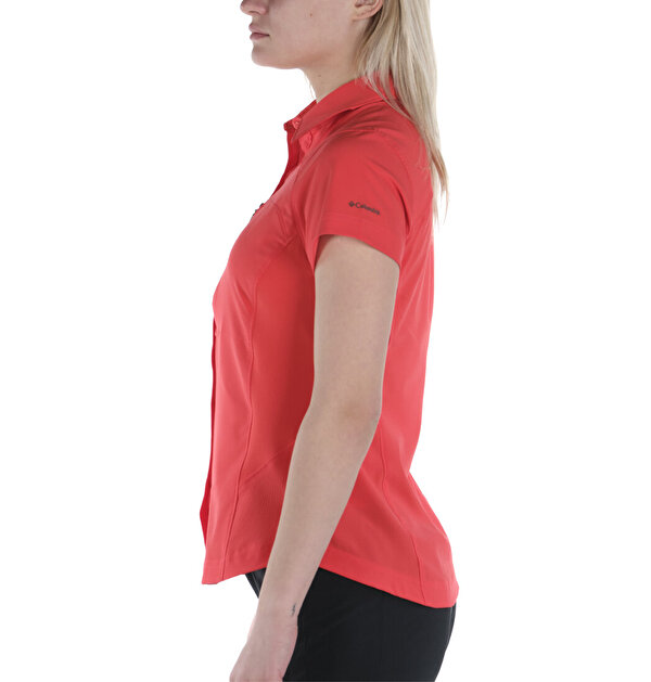 Silver Ridge Kısa Kollu Kadın Gömlek