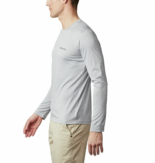 Zero Rules Uzun Kollu Erkek T-shirt