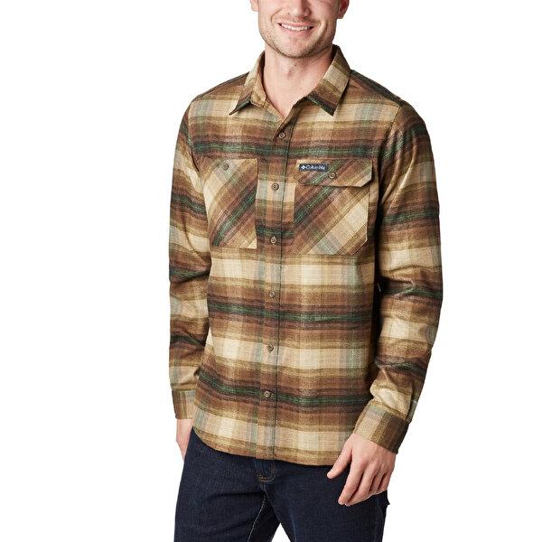 Outdoor Elements™ Stretch Flannel Erkek Gömlek