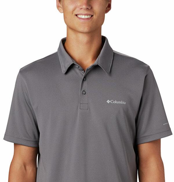 M Mist Trail Erkek Polo T-shirt