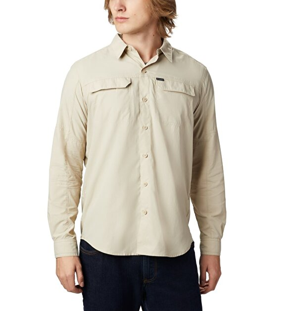 Silver Ridge™2.0 Uzun Kollu Erkek Gömlek