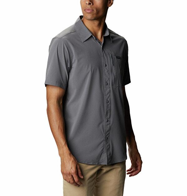 Triple Canyon Solid Short Sleeve II Erkek Gömlek