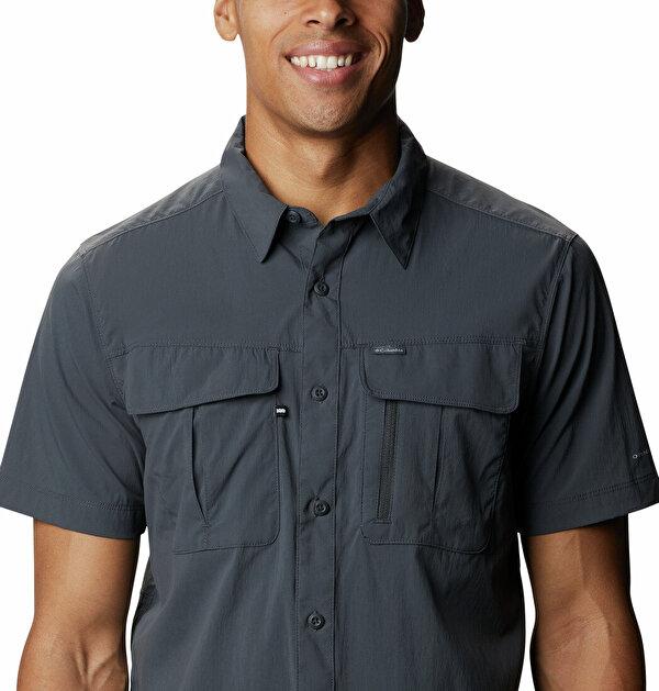 Newton Ridge Short Sleeve Erkek Gömlek