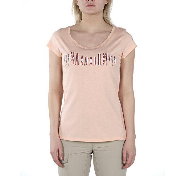 Paddle Life Kısa Kollu Kadın T-shirt