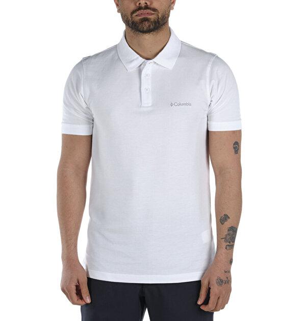 M Cascade Range Solid Erkek Polo T-shirt