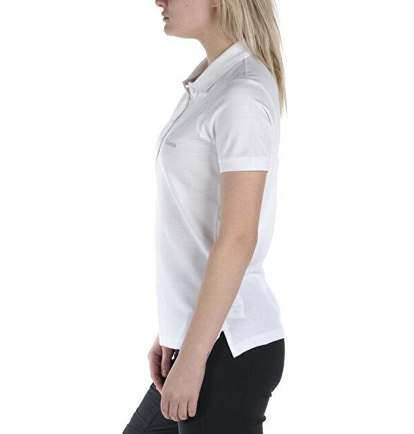 W Cascade Range Solid Kadın Polo T-shirt