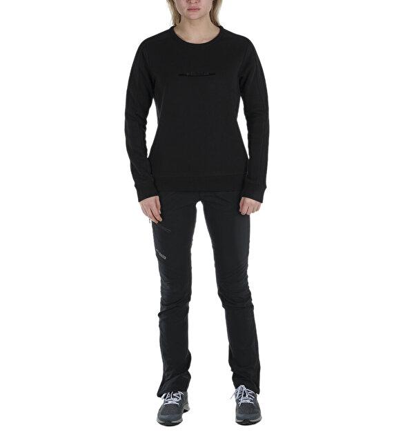 W Columbia Lodge Heavyweight Crew Kadın Sweatshirt