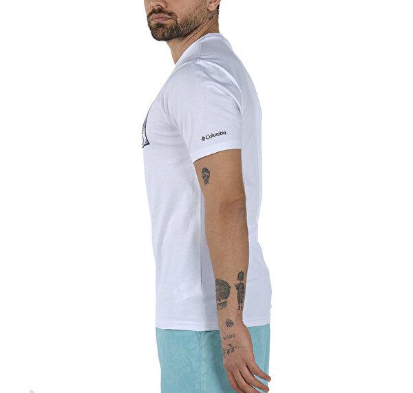 Roam Hex Graphic Kısa Kollu Erkek T-shirt