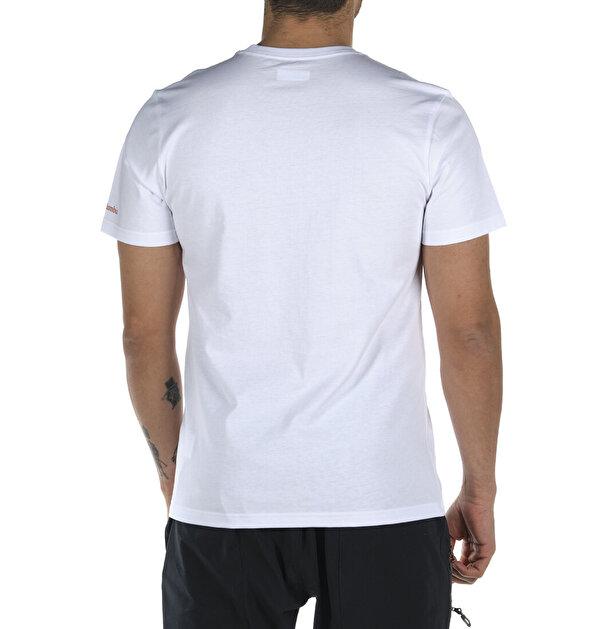 Bear Walk Bridge Graphic Kısa Kollu Erkek T-shirt