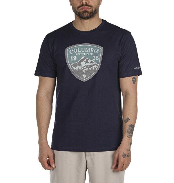 CSC Mountain Shield Graphic Kısa Kollu Erkek T-shirt