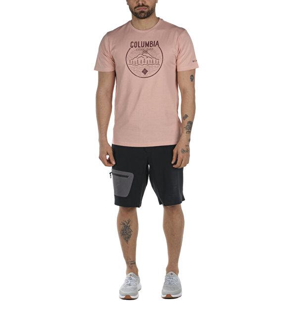 Neon Forest Graphic Kısa Kollu Erkek T-shirt