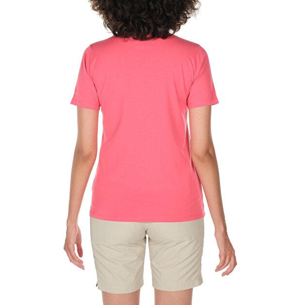 CSC Cursive Logo Graphic Kısa Kollu Kadın T-shirt