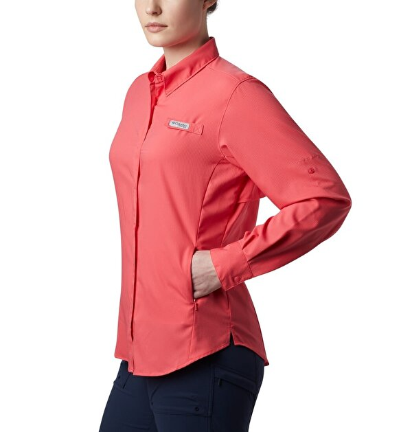 Womens Tamiami II Uzun Kollu Kadın Gömlek