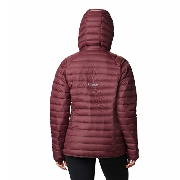 Alpha Trail™ Down Hooded Kadın Mont