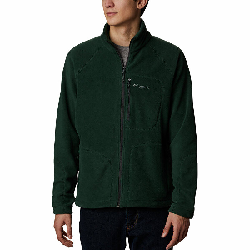 Fast Trek™ II Full Zip Fleece Erkek Polar Üst