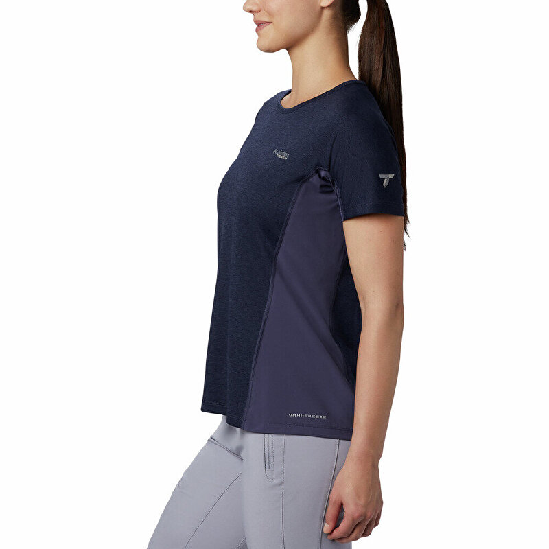 W irico Knit Kısa Kollu Kadın T-shirt