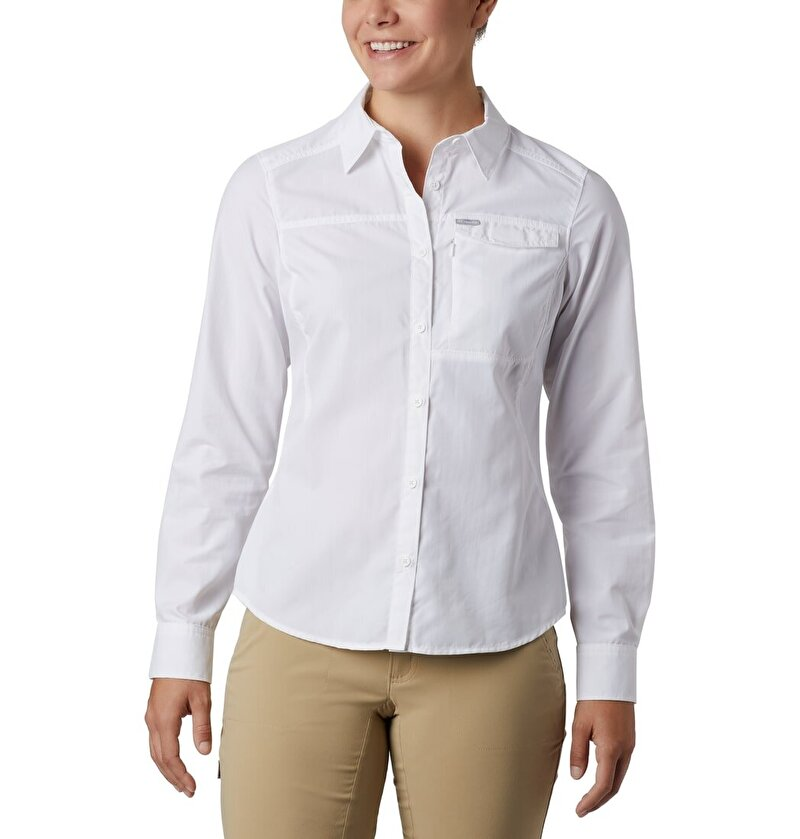 Silver Ridge™ 2.0 Uzun Kollu Kadın Gömlek