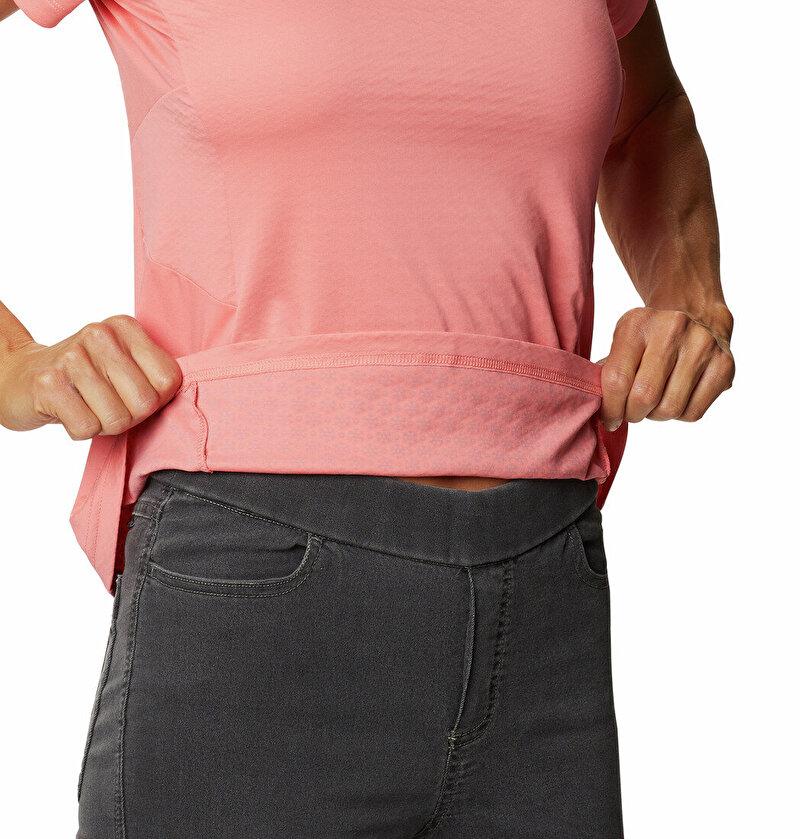 W Zero Ice Cirro-Cool SS Shirt Kadın T-shirt