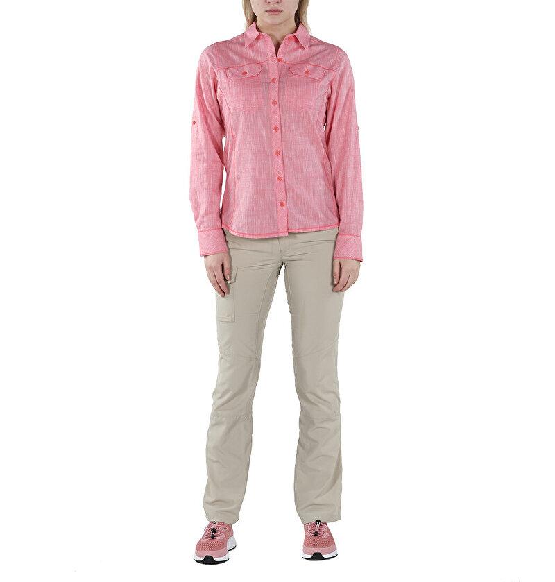 Camp Henry™ Uzun Kollu Kadın Gömlek