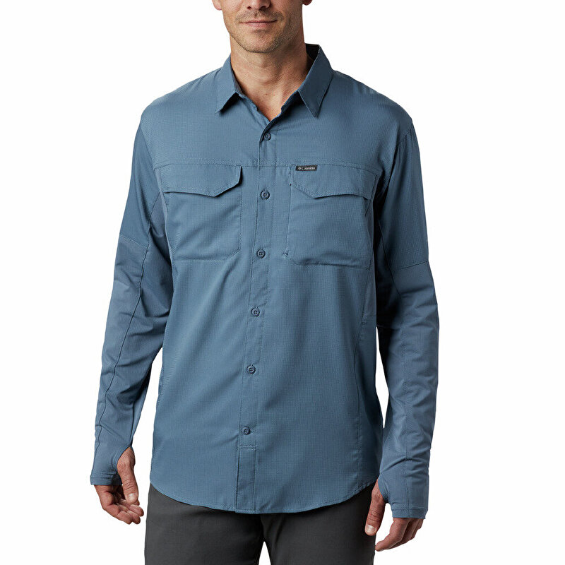 Silver Ridge Lite Hybrid Uzun Kollu Erkek Gömlek