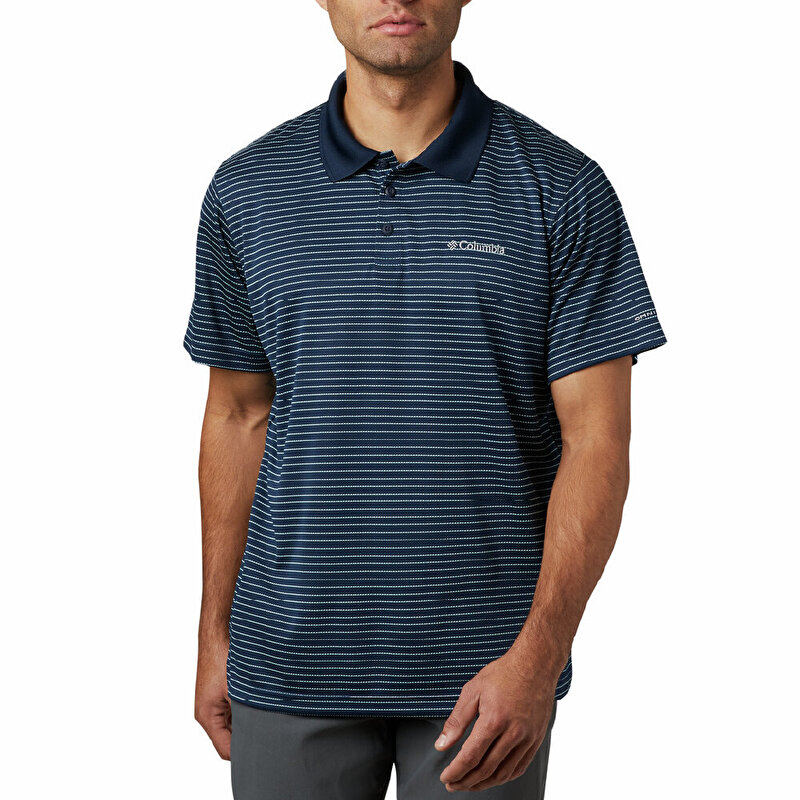 Utilizer Stripe III Erkek Polo T-shirt
