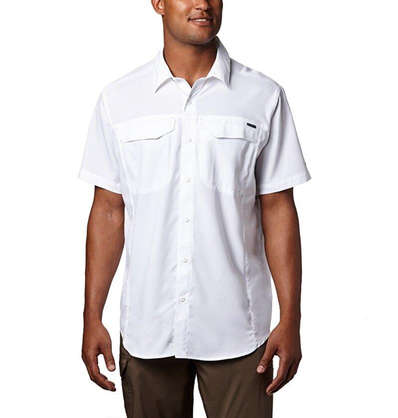 Silver Ridge Lite Kısa Kollu Erkek Gömlek