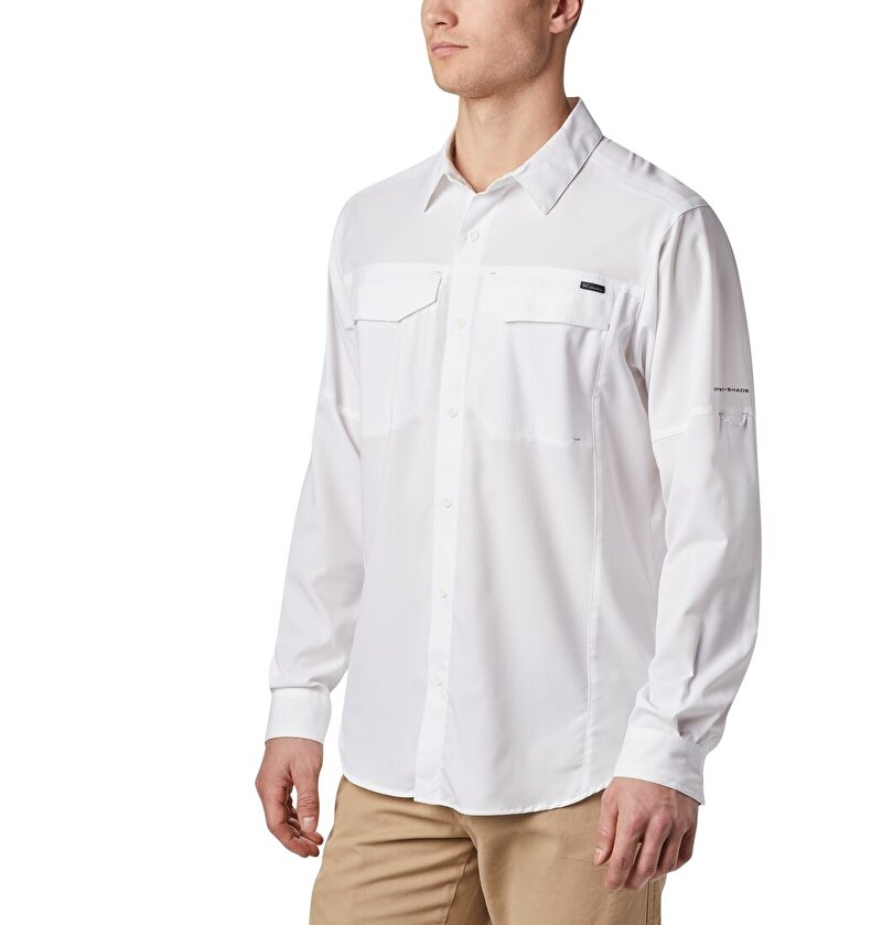 Silver Ridge Lite™ Uzun Kollu Erkek Gömlek