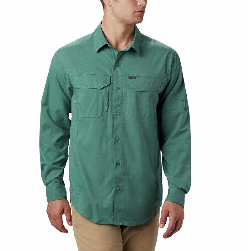 Silver Ridge Lite Uzun Kollu Erkek Gömlek