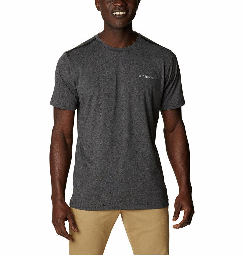 Tech Trail Crew Neck Erkek T-shirt