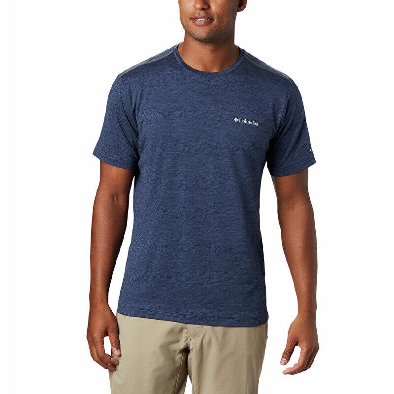 Tech Trail Crew Neck Kısa Kollu Erkek T-shirt