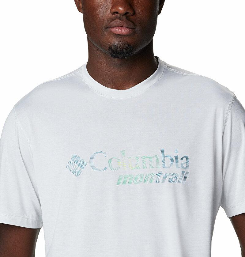 Trinity Trail Graphic Tee Kısa Kollu Erkek T-shirt