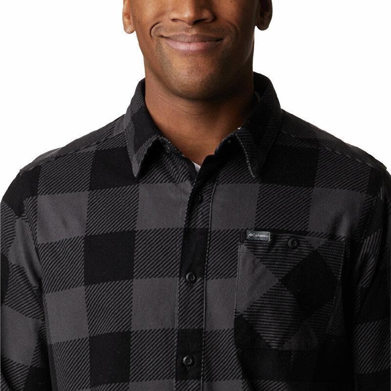 Outdoor Elements Printed Flannel Erkek Gömlek