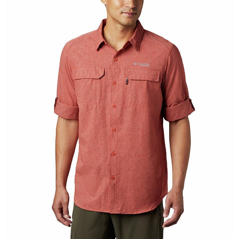 irico™ Mens Uzun Kollu Erkek Gömlek