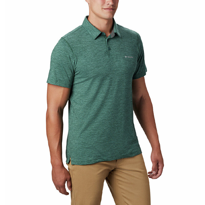 Tech Trail™ Erkek Polo T-shirt