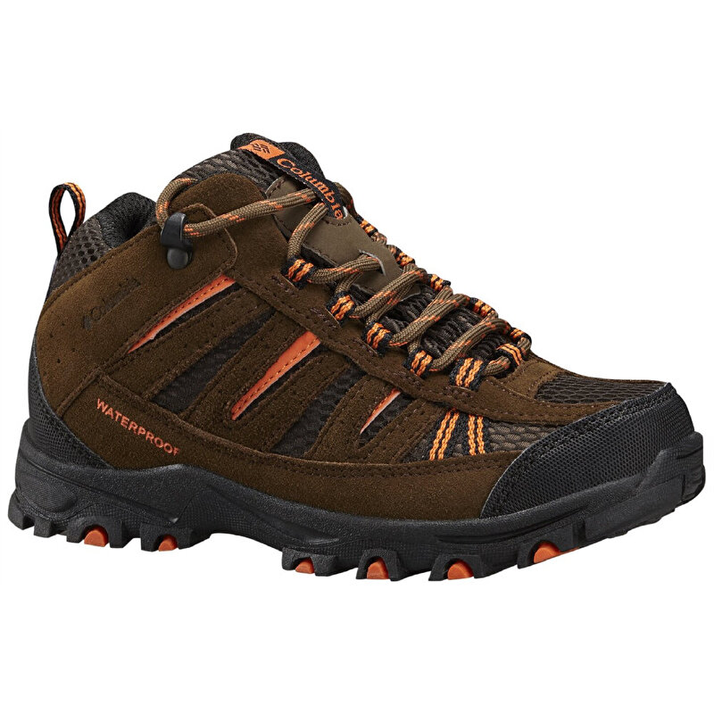 Youth Pisgah Peak Mid Waterproof Çocuk Bot