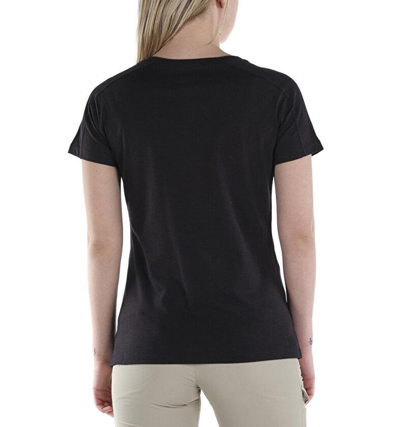 Zero Rules Kısa Kollu Kadın T-shirt