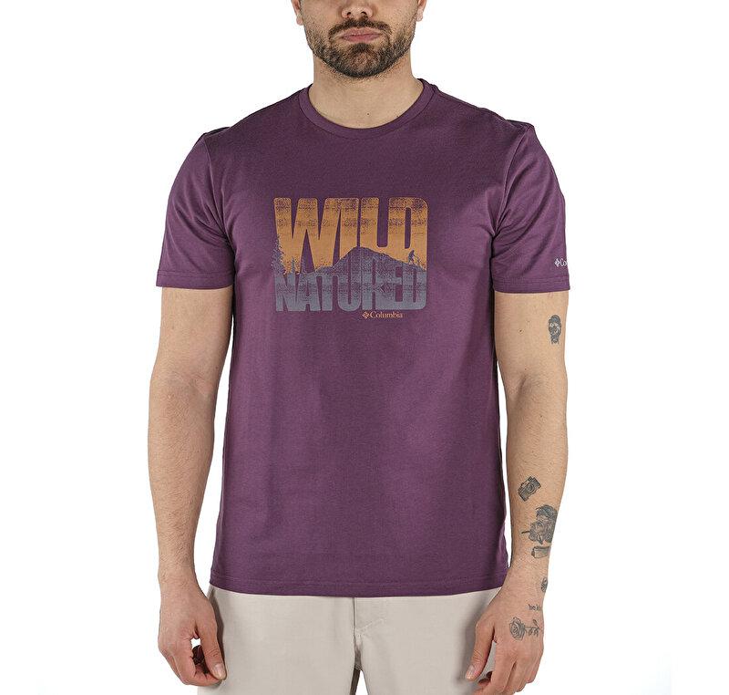 Teihen Trails SS Graphic Erkek Kısa Kollu T-shirt
