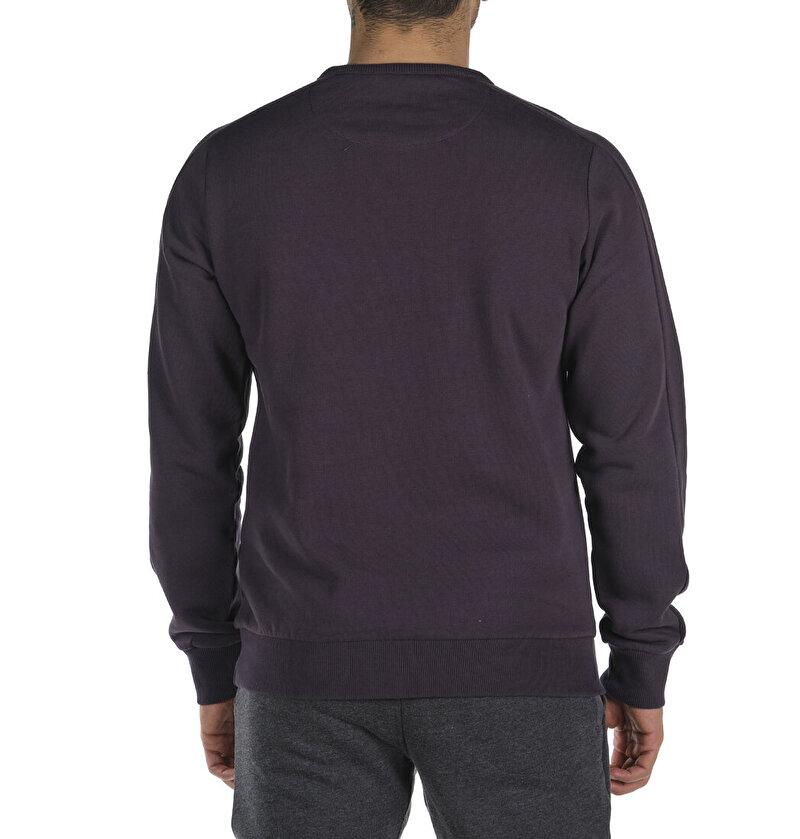 M Columbia Lodge Heavyweight Crew Erkek Sweatshirt