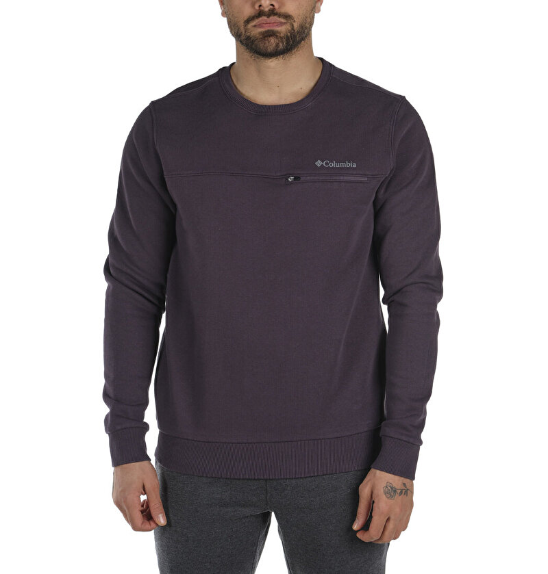 M Columbia Lodge Erkek Sweatshirt