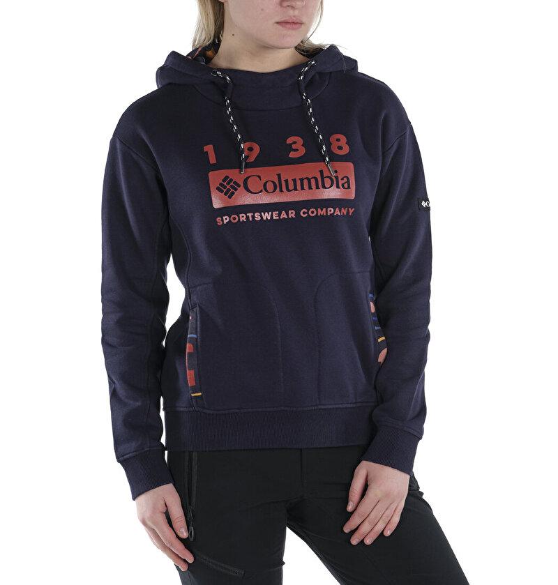 W Columbia Lodge Hoodie Kadın Sweatshirt
