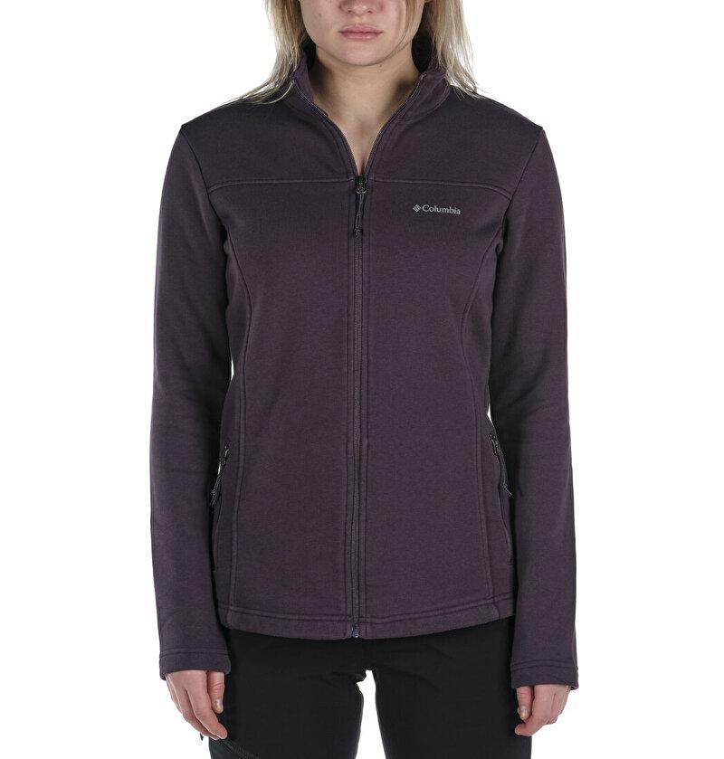CSC W Basic Logo Track Top Kadın Sweatshirt