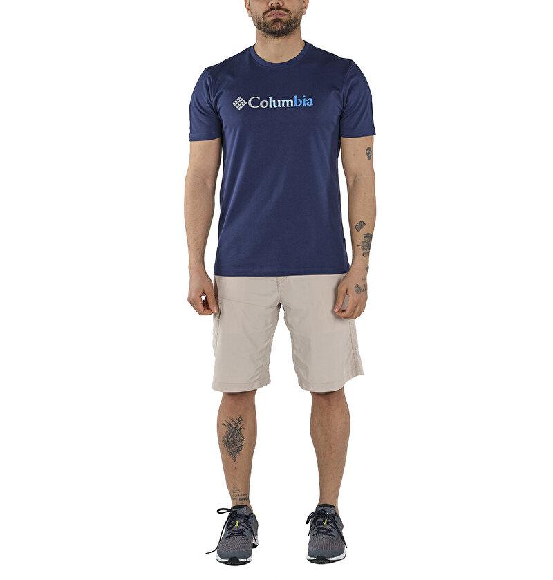 CSC Trio Stripe Graphic Kısa Kollu Erkek T-shirt